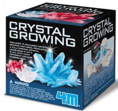 4M Krystaly bílé
