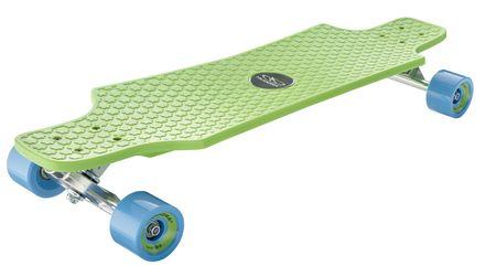 Hudora longboard Fun Cruiser, zelen