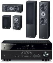 Yamaha kino domowe Yamaha HTR-4071 + Magnat Monitor Supreme 802