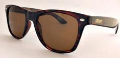 Zippo sončna očala OB02-33, rjava