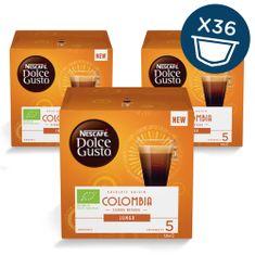 NESCAFÉ Dolce Gusto Colombia Espresso Kávékapszula, 3x12 db