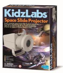 4M Vesmírný projektor