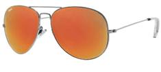 Zippo sončna očala OB36-07, titan-oranžna