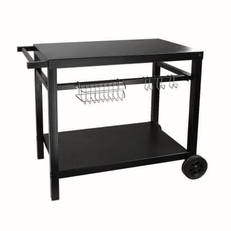 Be Nomad Plancha asztal - plancha grillekhez alkalmas (fém kivitelezés)