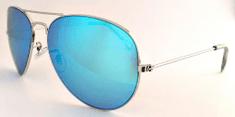 Zippo sončna očala OB36-08, krom