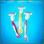 6 - Gillette maszynka do golenia Venus3 Dispo 3 Multicolor