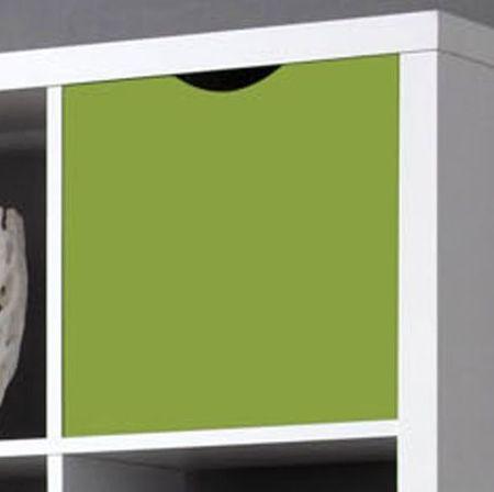 Predal Cubix, zelen