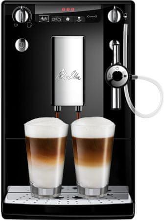 MELITTA ekspres do kawy Solo Perfect Milk czarny