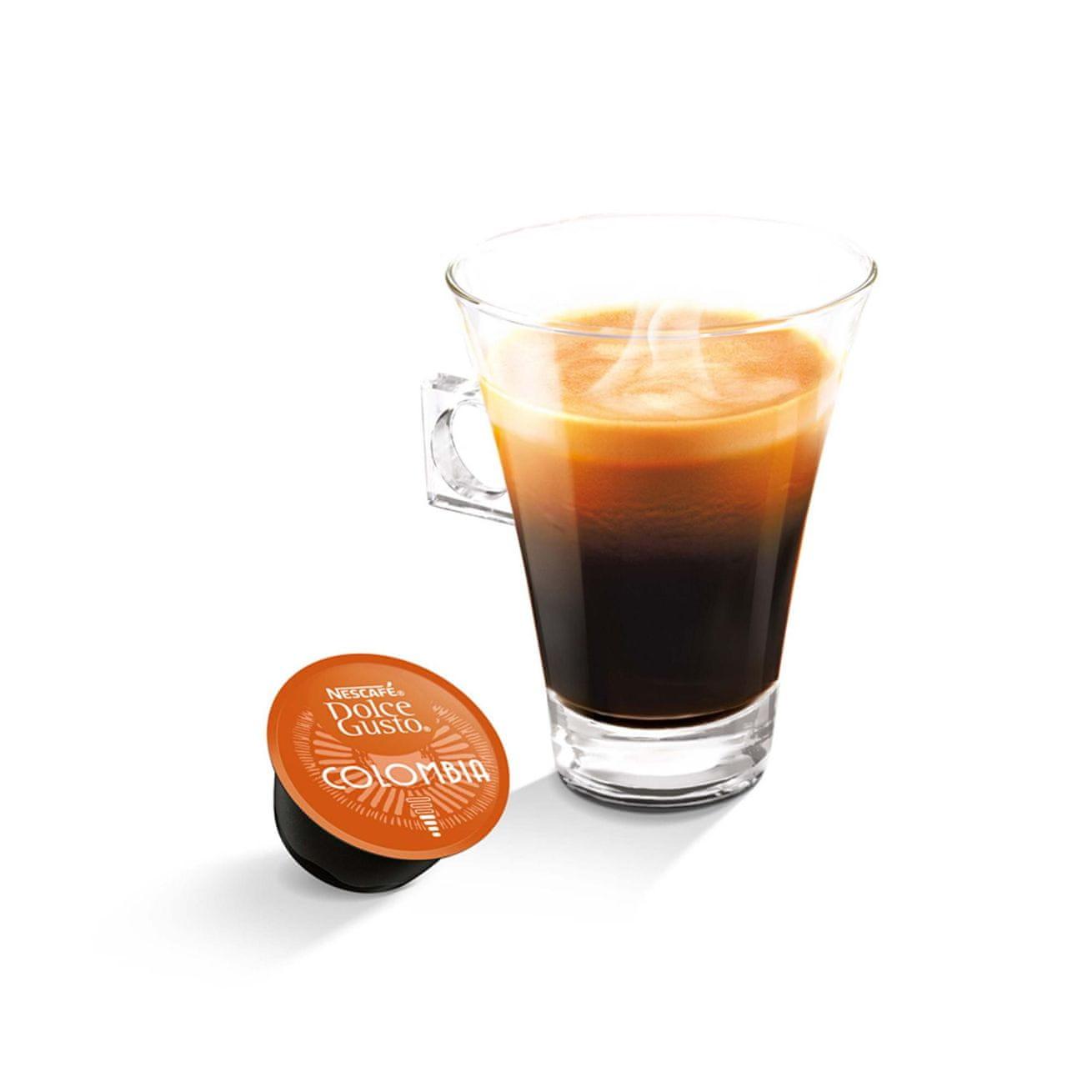 NESCAFÉ Dolce Gusto Colombia Sierra Nevada Lungo káva v kasplích