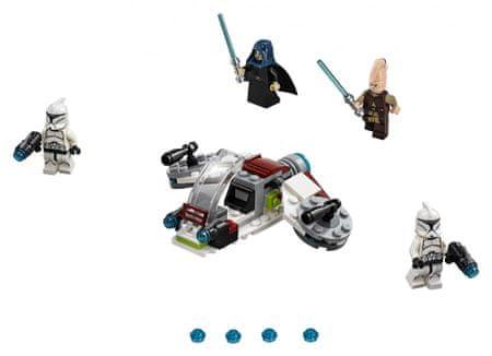 LEGO Star Wars 75206 Bojni paket Jedi in vojaki