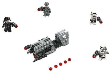 LEGO Star Wars 75207 - Bitewny zestaw Patrol Imperium