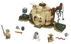 LEGO Star Wars  75208 - Kryjówka Mistrza Yody