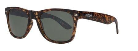 Zippo polarizirana sončna očala OB21-04, rjava