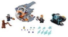 LEGO Super Heroes 76102 Thor kalapácsa, Stormbreaker