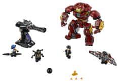 LEGO Super Heroes 76104 Találkozás a Hulkbusterrel