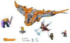 LEGO Super Heroes 76107 Thanos: Utolsó csata