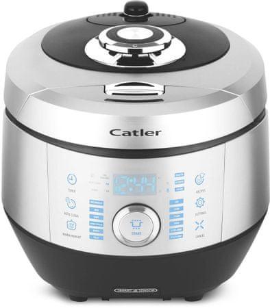 CATLER MC 8010 indukciós multifunkciós fazék