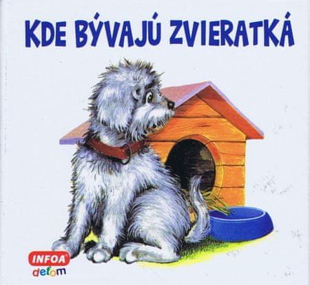 autor neuvedený: Kde bývajú zvieratká