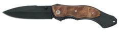 Ausonia zložljiv nož iz nerjavečega jekla