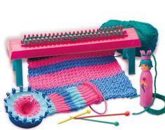 LENA zestaw do robienia na drutach