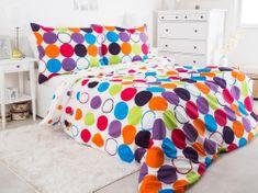 B.E.S. Petrovice Komplet pościeli Color 140x200 bawełna renforce