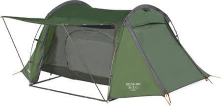 Vango Delta Alloy 200 Cactus, alagút sátor zöld