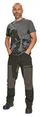 CRV Outdoorové nohavice Nulato pánske čierna S