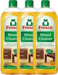 Frosch EKO 3x750ml čistič na drevené podlahy a povrchy
