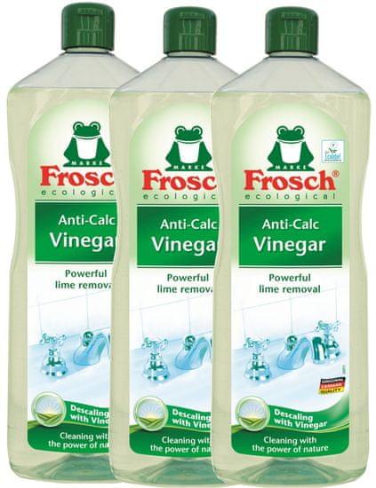 Frosch Eko Univerzálny čistič ocot 3x1 l