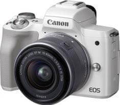 Canon EOS M50 + 15-45