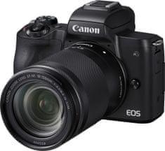 Canon EOS M50 + 18-150 + Cashback 30 €