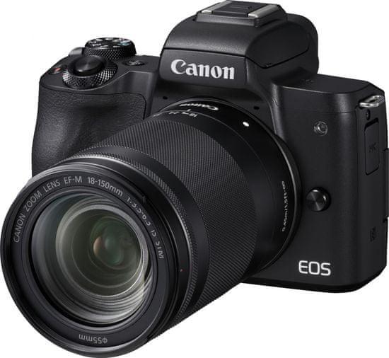 Canon EOS M50 + 18-150 Black (2680C042)