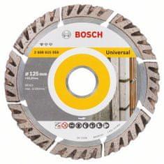 Bosch Diamantový dělicí kotouč Standard for Universal 125 × 22,23 mm