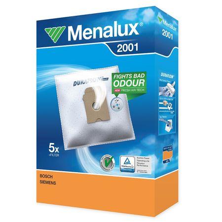 Menalux worki do odkurzacza 2001