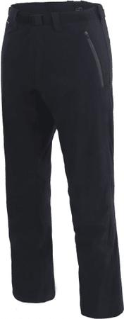 Hannah moške hlače Rob Anthracite, črne, M