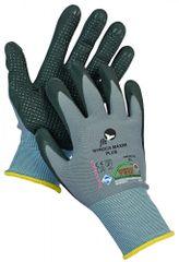Free Hand Rukavice Nyroca Maxim Dots s terčíkmi 7