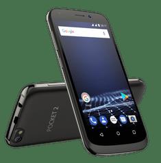 myPhone POCKET 2, čierny