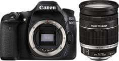 Canon EOS 80D + 18-200 IS (1263C155) - zánovní