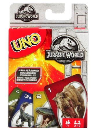 Mattel UNO Jurassic World