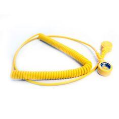 Uzemňovací natahovací kabel - 180 cm