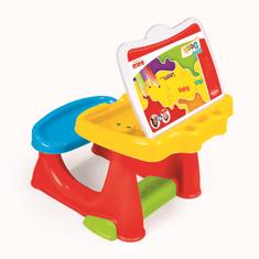 DOLU Veľký detský stolík s lavicou