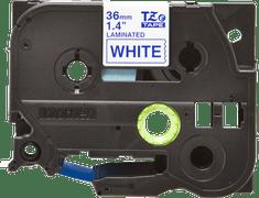 Brother kaseta TZE-263 za P-touch pisače, 36 mm, bijela/plava