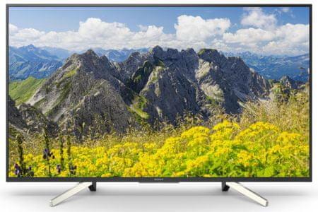 SONY telewizor Smart TV KD-49XF7596