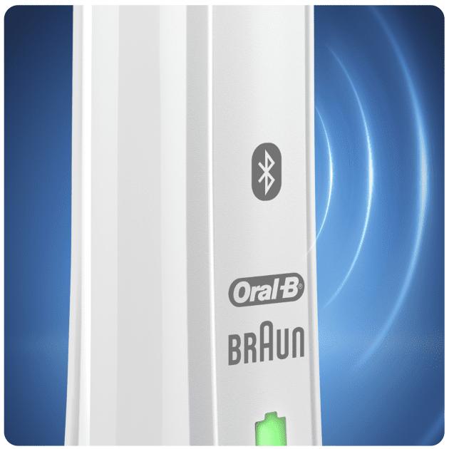 Oral-B Smart 4 900 3 režimy čištění