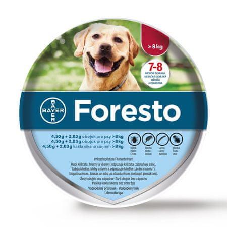 Bayer Foresto antiparazitní obojek vel. 70
