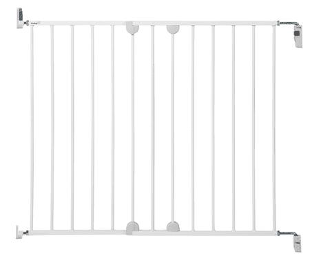 Safety 1st Zábrana Wall Fix Metal, bílá