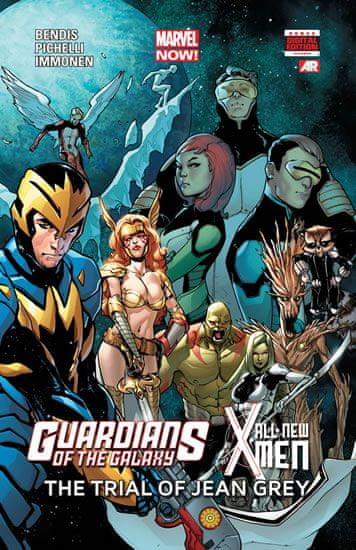 Bendis Brian Michael: Strážci galaxie / New X-Men - Soud s Jean Greyovou