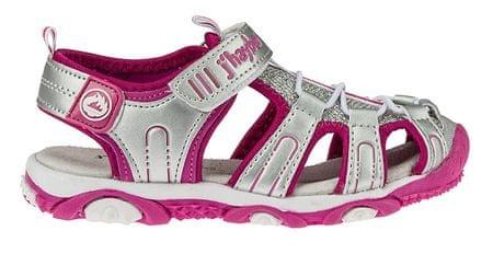 J´Hayber dívčí sandály ZN53285 35.0 růžová - zánovní
