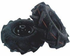 Texas kotač Tex 9103200, za vrtne freze Texas (300/375/400), 10-colna, 2 komada