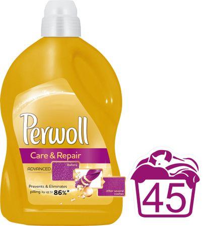 Perwoll tekući deterdžent Care & Repair, 2,7 l, 45 pranja